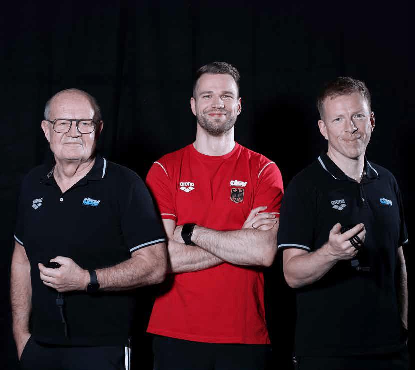 Norbert Warnatzsch, Alexander Törpel and Bernd Berkhahn