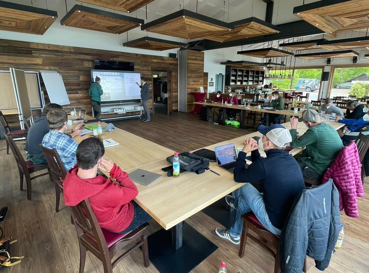 INSCYD Workshop German Ski Association