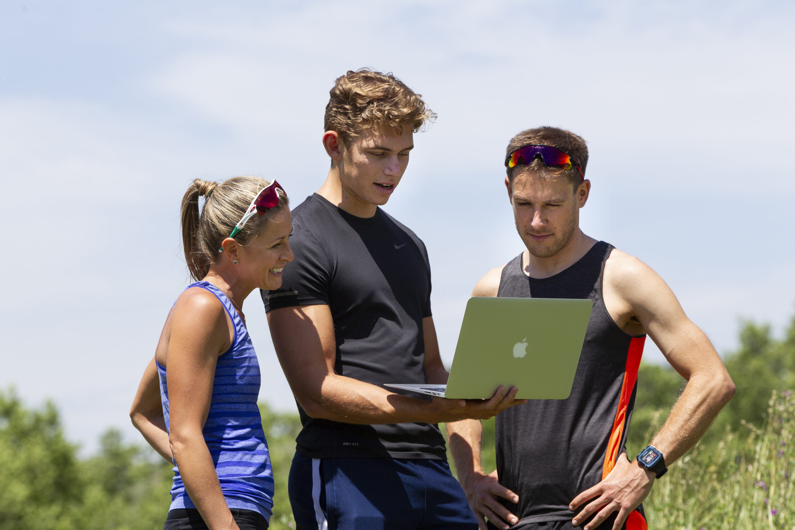 Running INSCYD coach shows results Power Performance Decoder that only uses GPS data